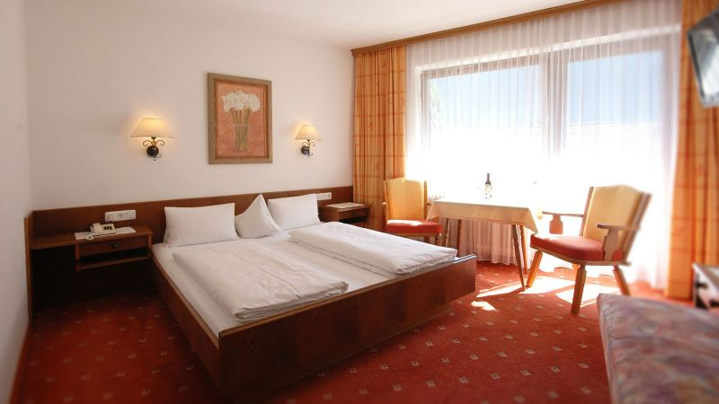 Double room Mayrhofen